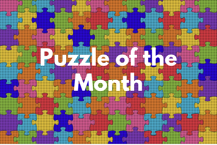 Syco Escape Rooms puzzle of the month logo